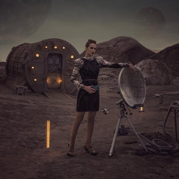 Marie Claire Arabia   فرصتك الذهبيّة للسفر إلى المريخ