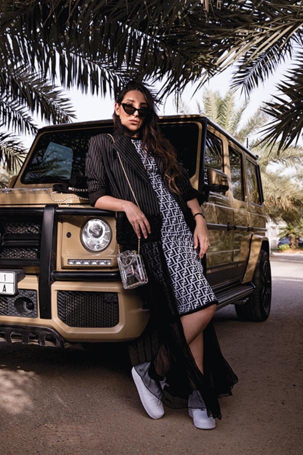"""Mariam Moussali: """"كلّ يوم تذهبن فيه إلى العمل، تكتسبن استقلاليّة ماليّة أكبر"""""""