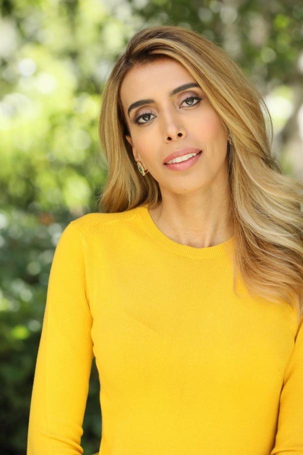 """Sumayah Al Nasser: """"الحياة خيارات، لا تسمحي لأحد بأن يختار طريقك"""""""
