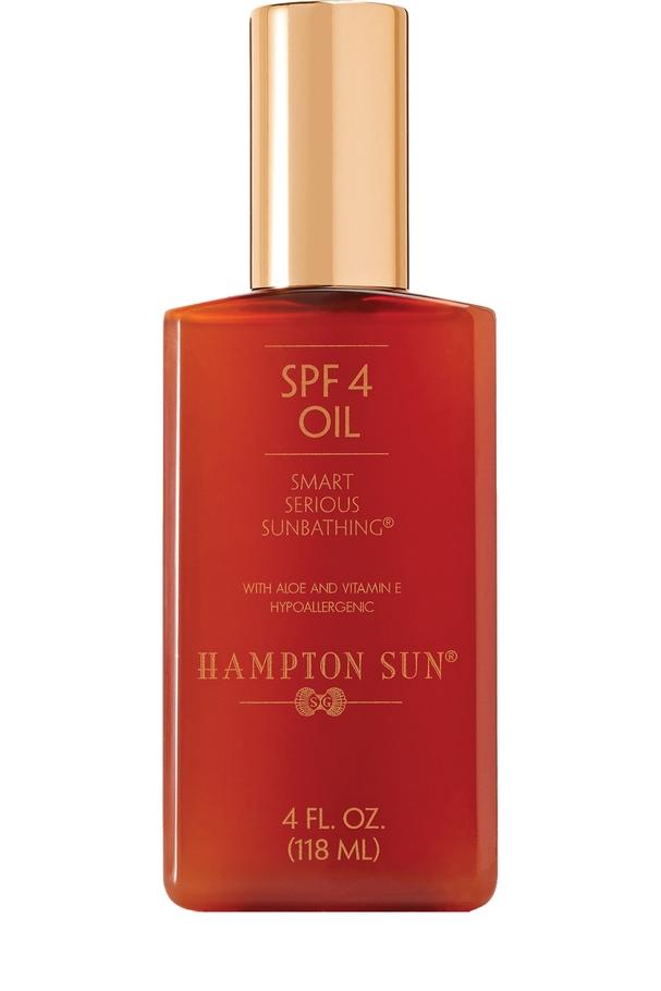 Hampton Sun SPF 4 Oil
