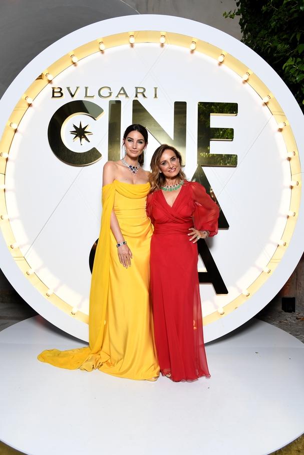 Lilly Aldridge & Lucia Silvestri