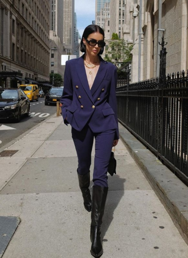 Image Courtesy: L'Agence Fashion