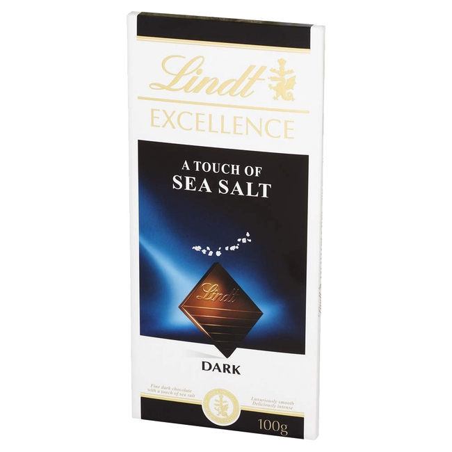 Lindt a Touch of Sea Salt