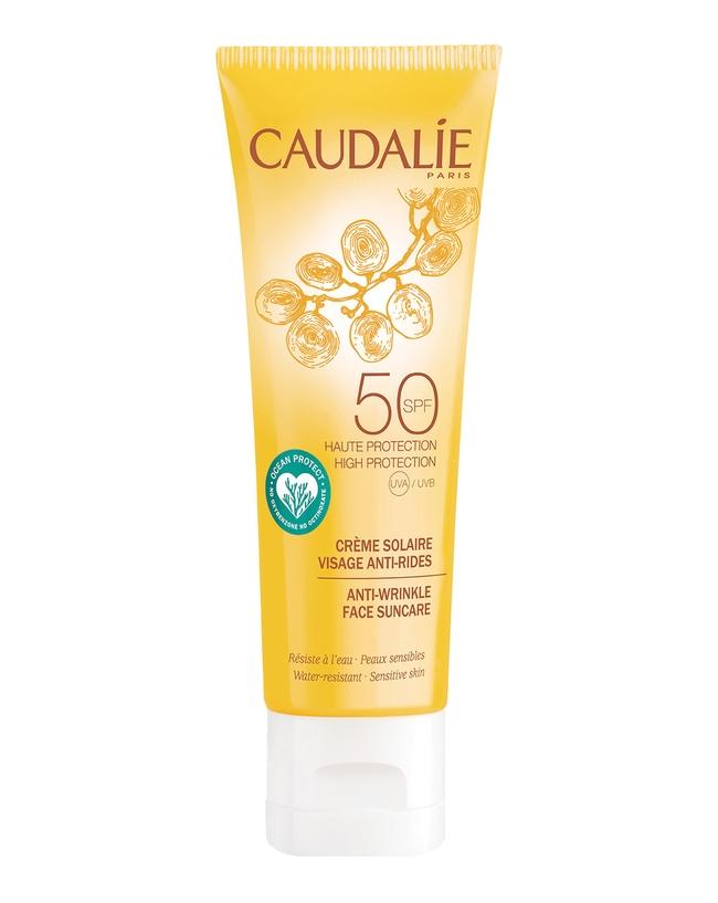 Caudalie - Anti-Wrinkle Face Suncare SPF 50