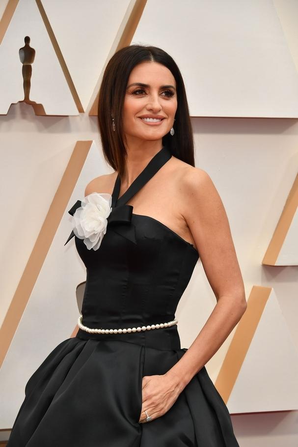 Penélope Cruz in Chanel