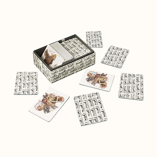 La Collection Emile Hermes Memory Game