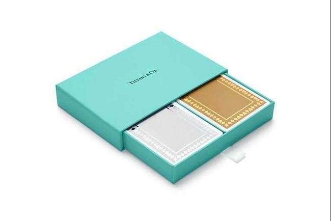 Tiffany & Co Cards