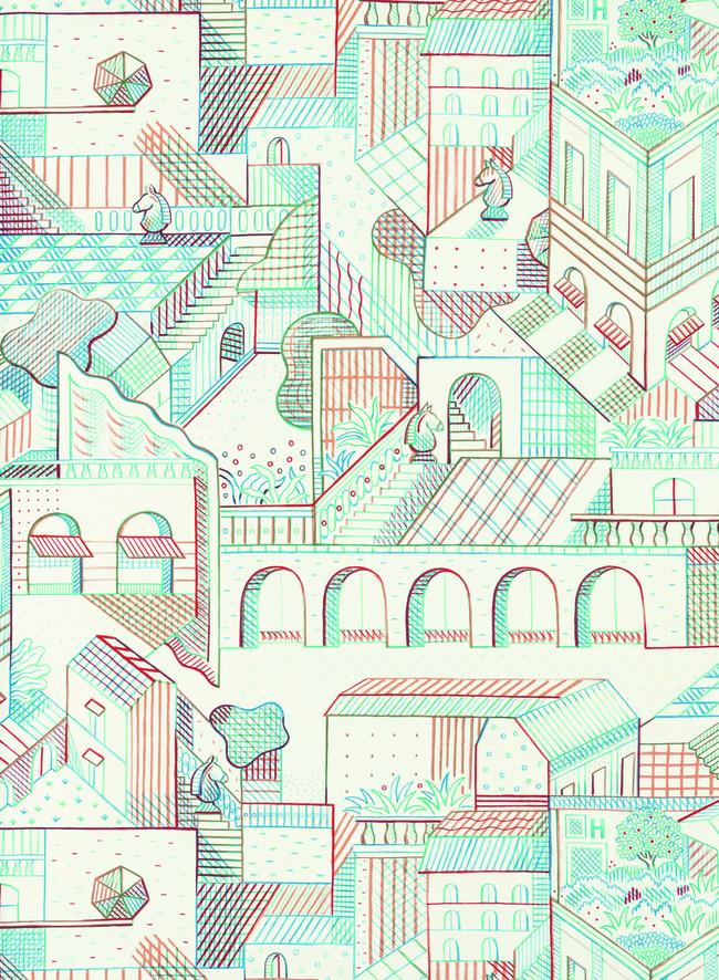 Furnishing Fabrics - Quatre Cavaliers