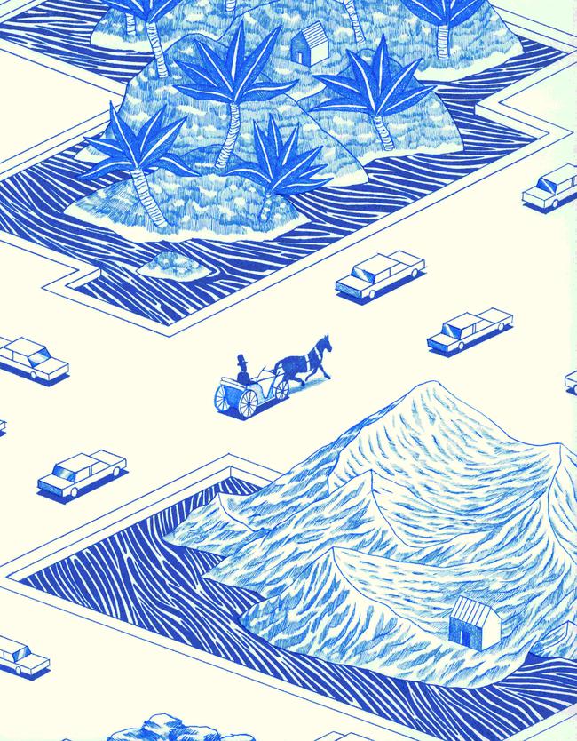 wallpaper - Cite Archipel