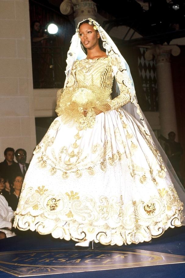 Versace Haute Couture 1992