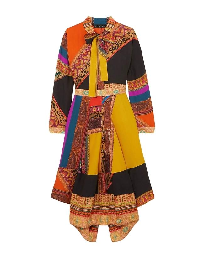 ETRO dress for Gemini