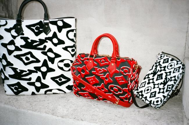 Louis Vuitton x Urs Fischer