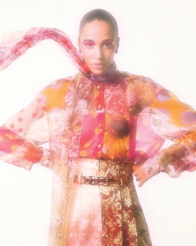 قميص وسروال وحزام من Dolce & Gabbana