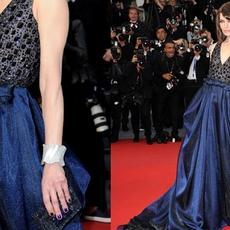 مهرجان كان السينمائي و Milla Jovovich