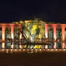 عشاء Dior في Mandarin Oriental خلال المهرجان الدولي للفيلم-مراكش
