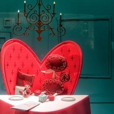 عيد الحب ساحر هذا العام مع Tiffany & Co