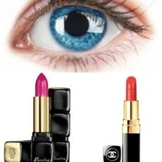 أبرزي لون عينيك بألوان خاصة