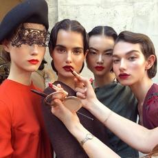 أجمل إطلالات الجمال لأسبوع الأزياء الراقية في باريس