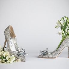 اختاري الحذاء الأنسب ليوم زفافك