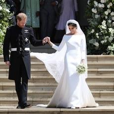 كلّ ما عليك معرفته عن الإطلالة الملكيّة للعروس Meghan Markle