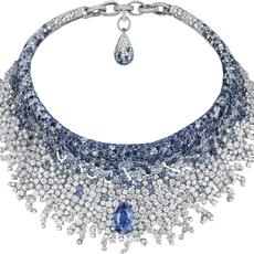مجوهراتك بلون البحر الأزرق
