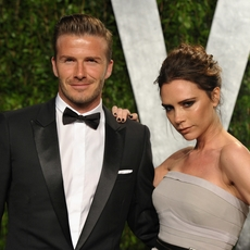 David وVictoria Beckham يحتفلان بالذكرى 19 لزفافهما