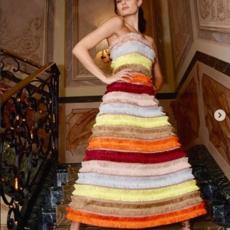 لا تفوّتي الإطلالات الأجمل من حفل Green Carpet Fashion Awards