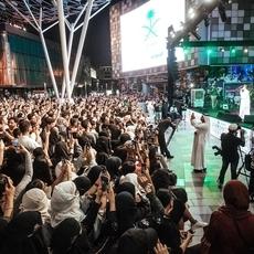 دبي تحتفل مع السعوديّة بعيدها الوطنيّ