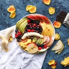 الطريقة الصحيحة لأكل الفاكهة