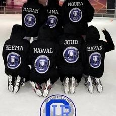فريق التّزلّج النّسائي الأوّل في السّعوديّة يتألّق