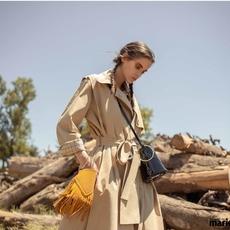 Vanessa Klat هي المصمّمة وراء الحقائب التي تستهوينا هذا الموسم