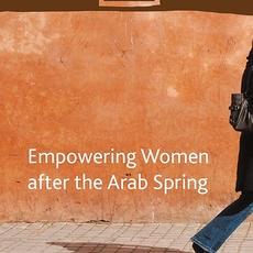 كتابٌ حول تمكين المرأة بعد الربيع العربي