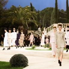 هذا ما حصل خلال عرض Chanel للأزياء الراقية