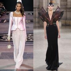 المصمّمون العرب يضيئون أسبوع الموضة بإبداعاتهم