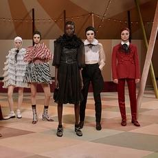 لا تفوّتي عرض أزياء Dior في دبي