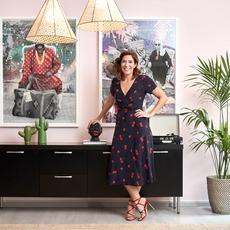 At Home مع Rania Masri El Khatib