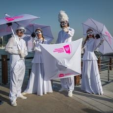 رحلة ثقافيّة حول العالم في أروقة دبي