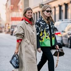 إطلالات الشوارع الأبرز من أسبوع الموضة الباريسي 