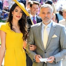 George Clooney وزوجته يطالبان بتحقيق العدالة