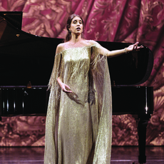 Farrah El Dibany: على الرغم من التّحديات التي أواجهها كوني مغنيّة أوبرا عربيّة تنافس مغنّيات من كل أنحاء العالم إلّا أنّ الأمر مكافئ 