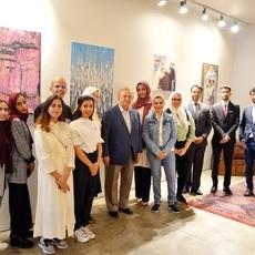 الفنّ السعوديّ يحطّ رحاله في نيويورك
