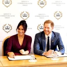 الأمير هاري وميغان ماركل ينتقلان للعيش في هذا البلد