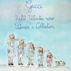 تابعي عرض Gucci مباشرةً من ميلانو