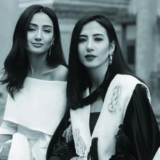 تعرّفي إلى الشقيقتين Abdelraouf وراء Okhtein