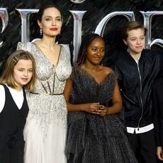 Angelina Jolie تتحدّت عن معاناة إبنتيها الصحيّة