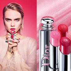 Dior تطلق ألواناً زاهية بلمعة فائقة لشفتيك من Dior Stellar Shine