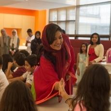 الأميرة ريما بنت بندر من إنجاز إلى آخر