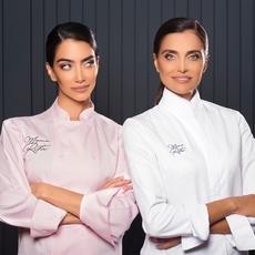 Jessica Kahawaty ووالدتها تدخلان عالم الطعام
