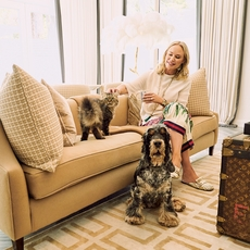 At Home مع Kate Instone