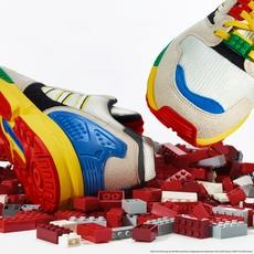ما الذي جمع Adidas بـLego؟